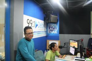 Tempat Siaran Radio Delta