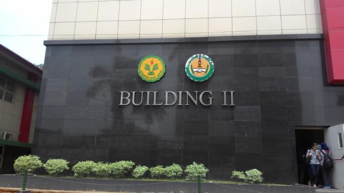 Gedung II Universitas Negeri Jakarta