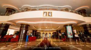 Lobby Hotel Grand Al Aseel, Makkah.